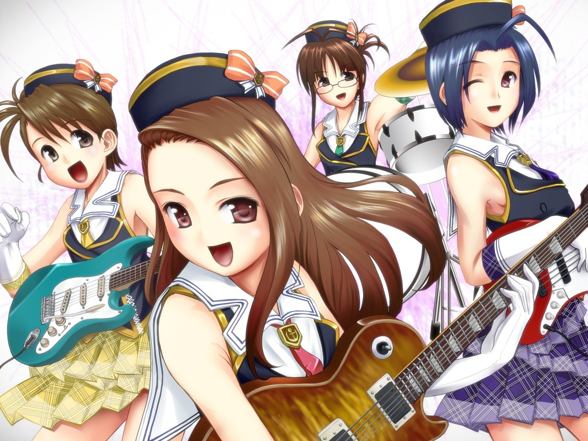 groups Anime futami ami HD Wallpaper