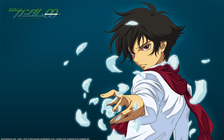 Gundam 00 Anime Setsuna