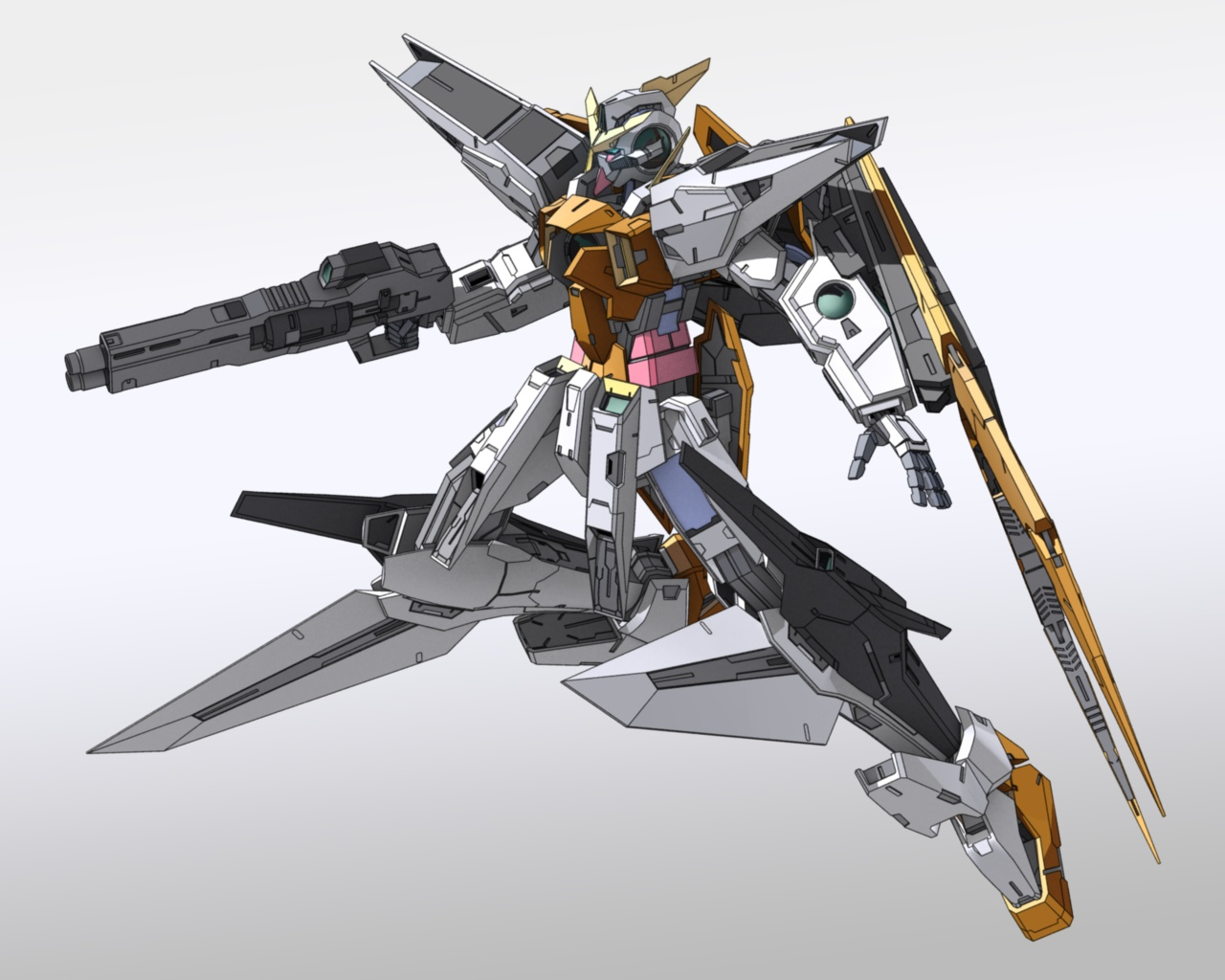 gundam Anime armored suit HD Wallpaper