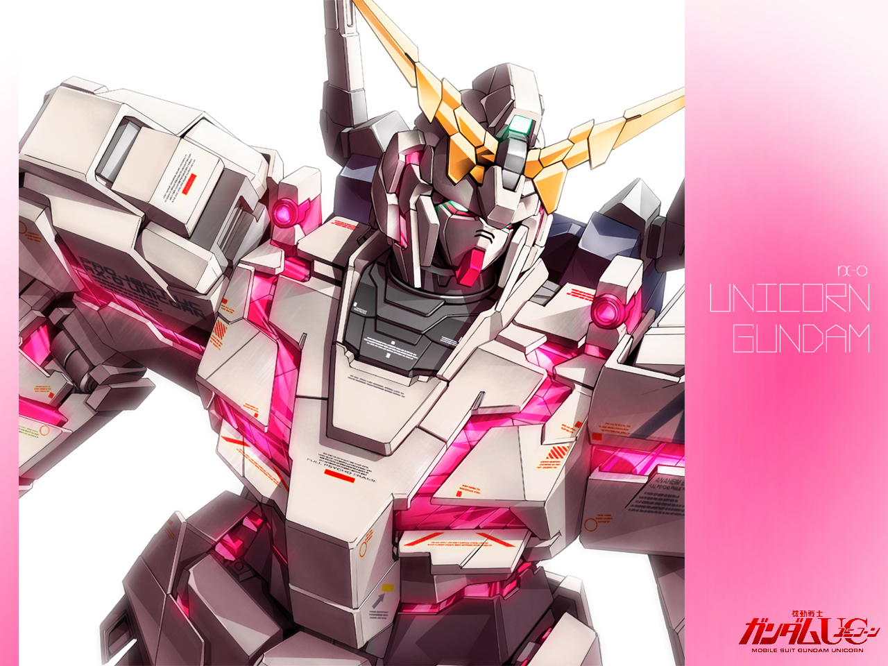 gundam unicorn Anime HD Wallpaper