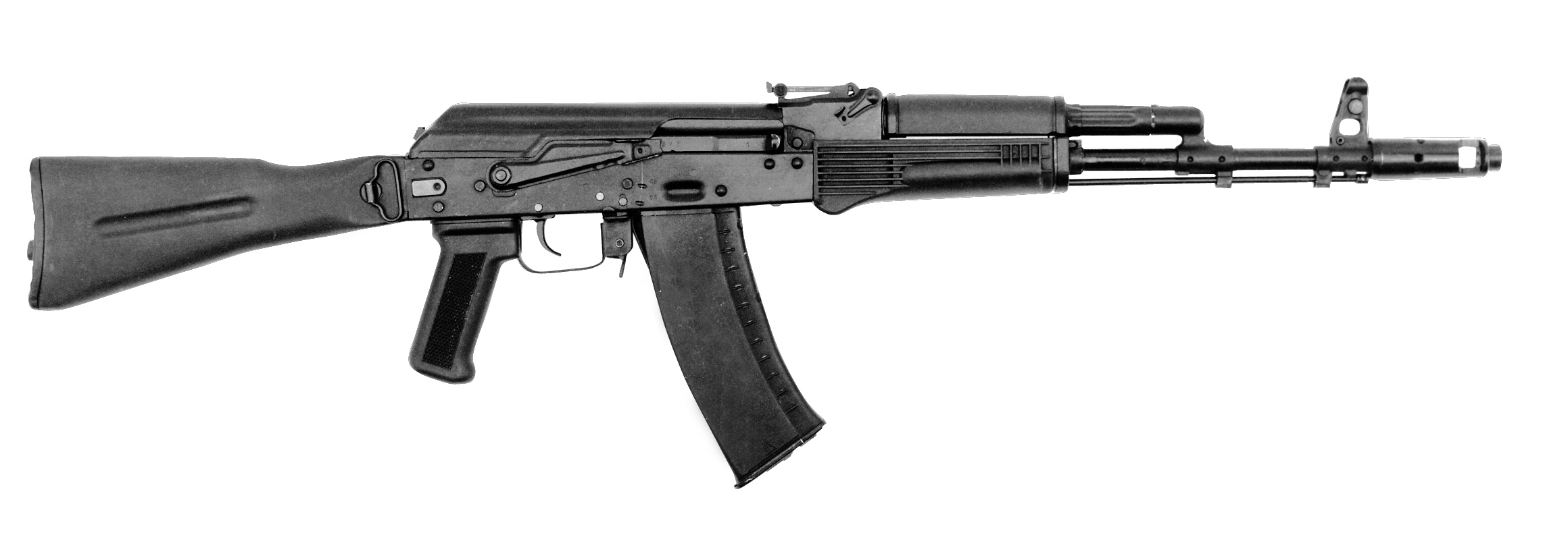Guns ak-74 HD Wallpaper