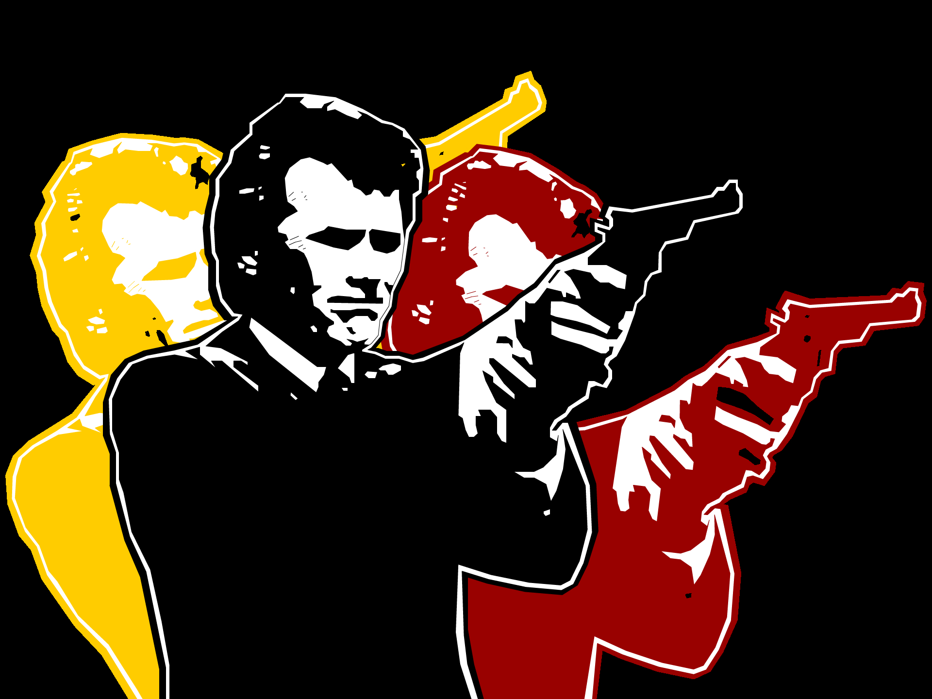 Guns clint eastwood Dirty HD Wallpaper