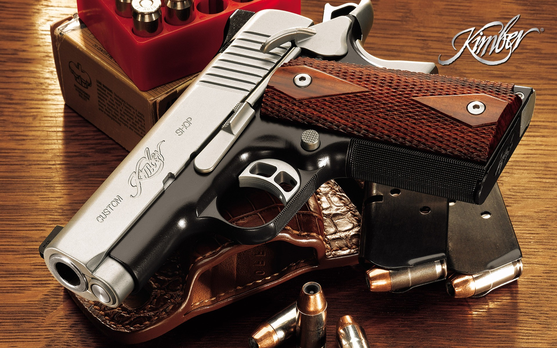 Guns weapons ammunition M1911 HD Wallpaper