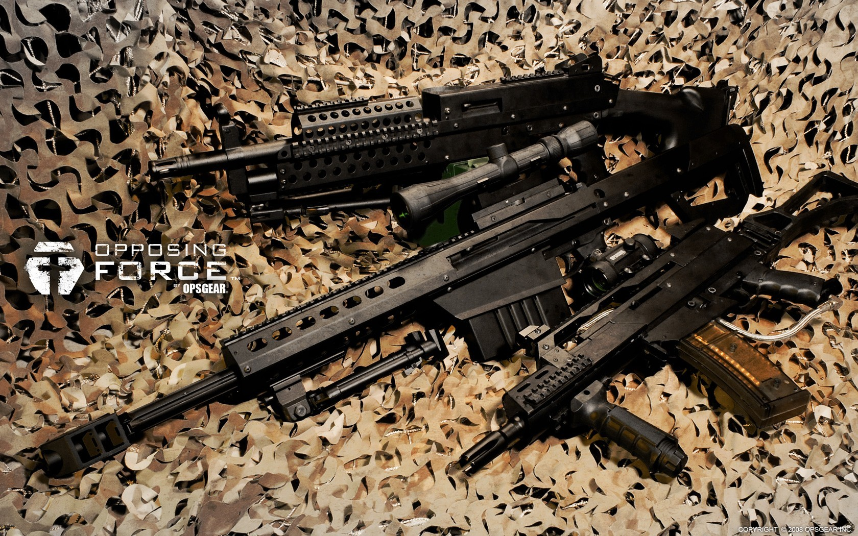 Guns weapons G36 Barrett HD Wallpaper