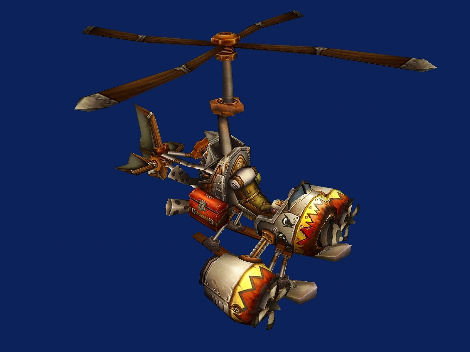 gyrocopter high HD Wallpaper