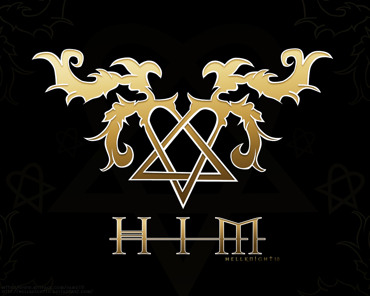 H.I.M HD Wallpaper