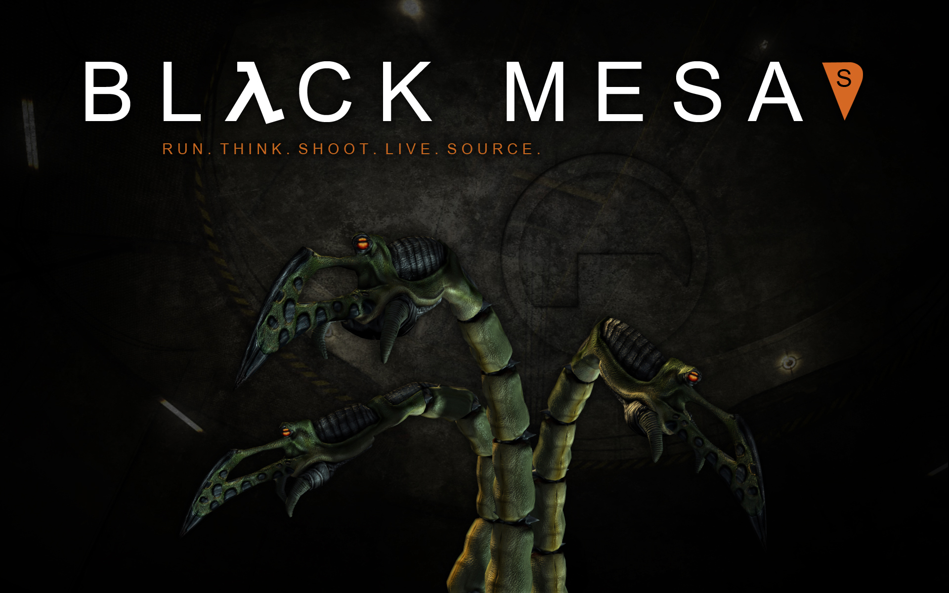 half-life black mesa HD Wallpaper