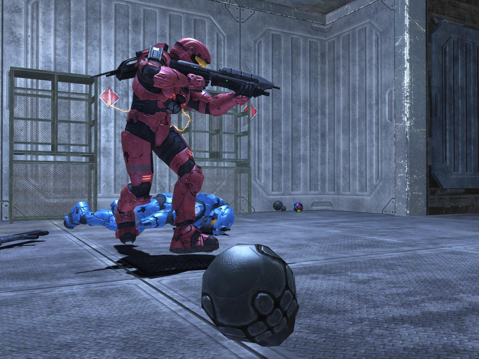 halo game scenes infantry HD Wallpaper