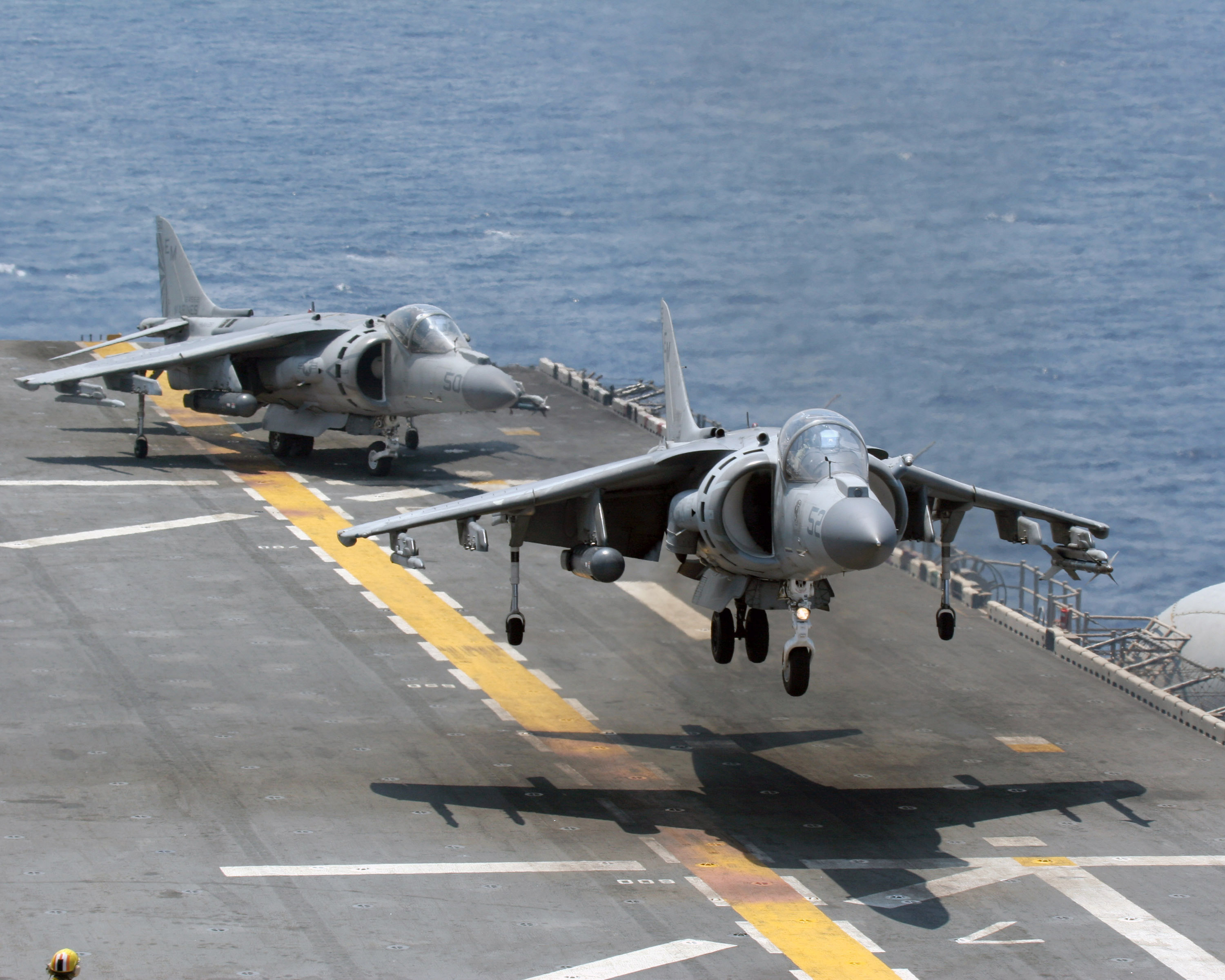 harrier planes Aircraft carriers HD Wallpaper