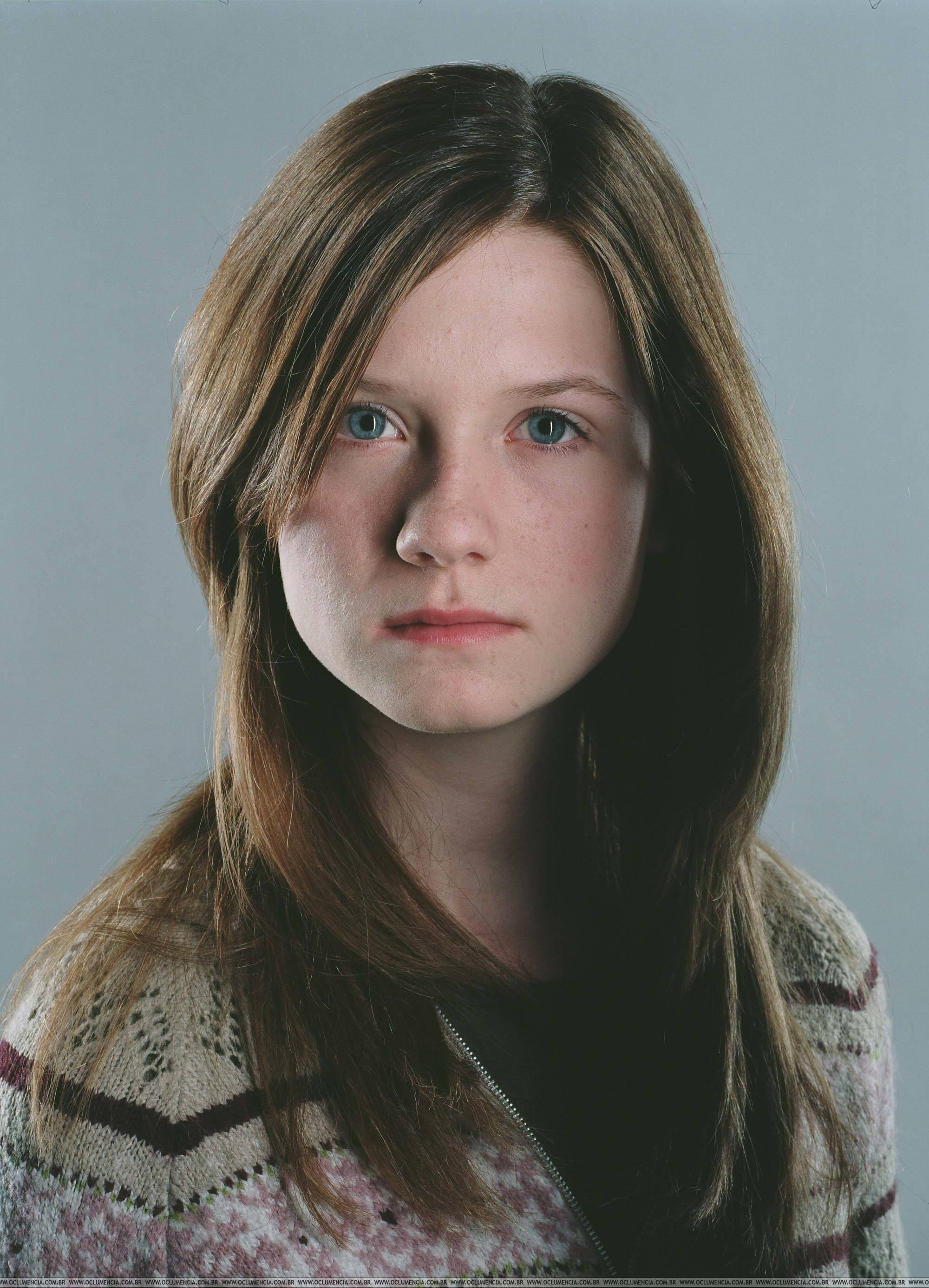 harry potter Bonnie Wright HD Wallpaper