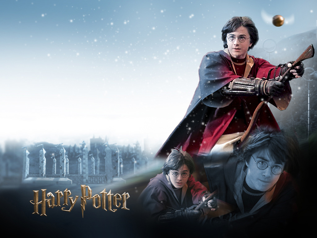 harry potter Daniel Radcliffe HD Wallpaper