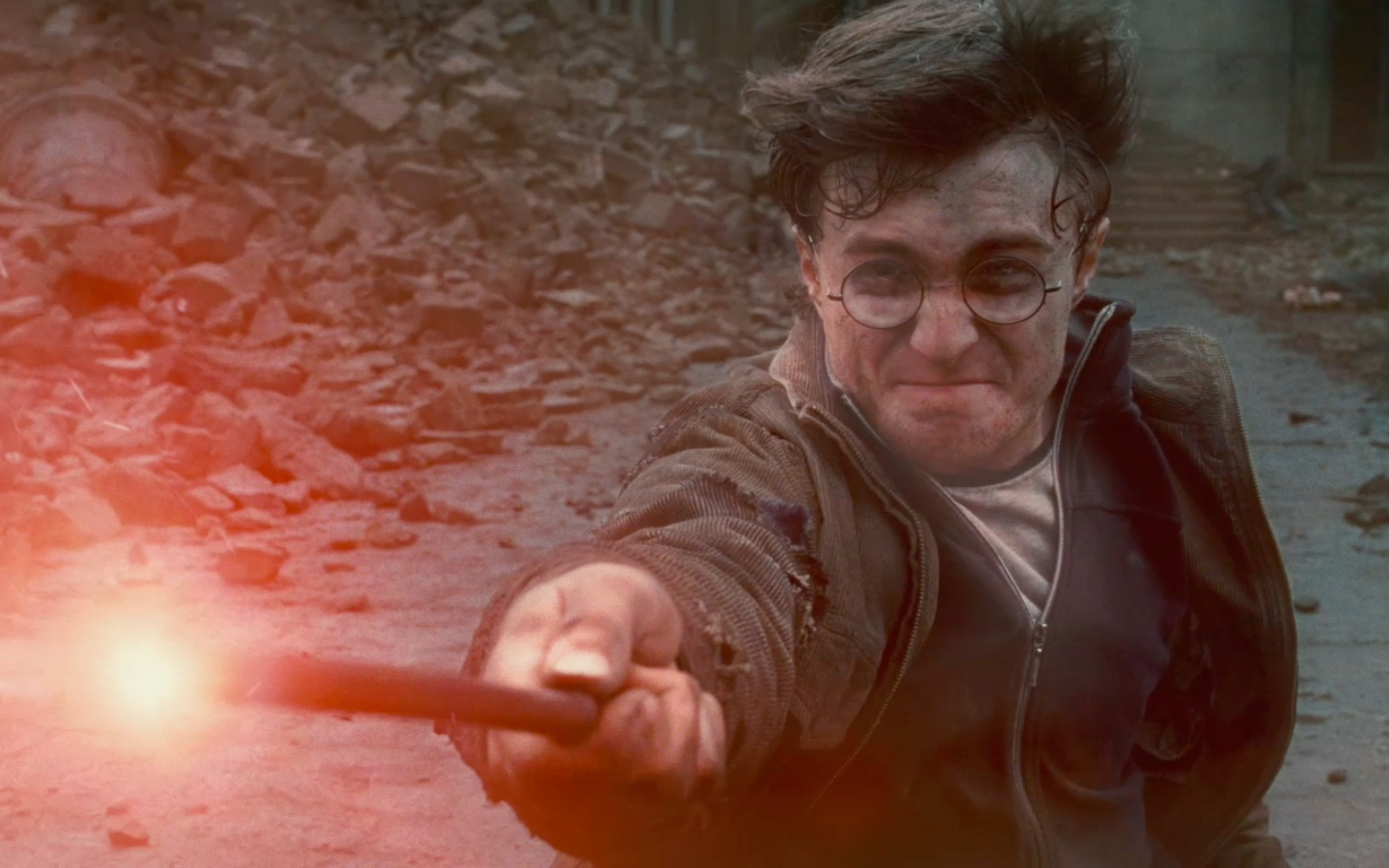 Harry Potter magic wand HD Wallpaper