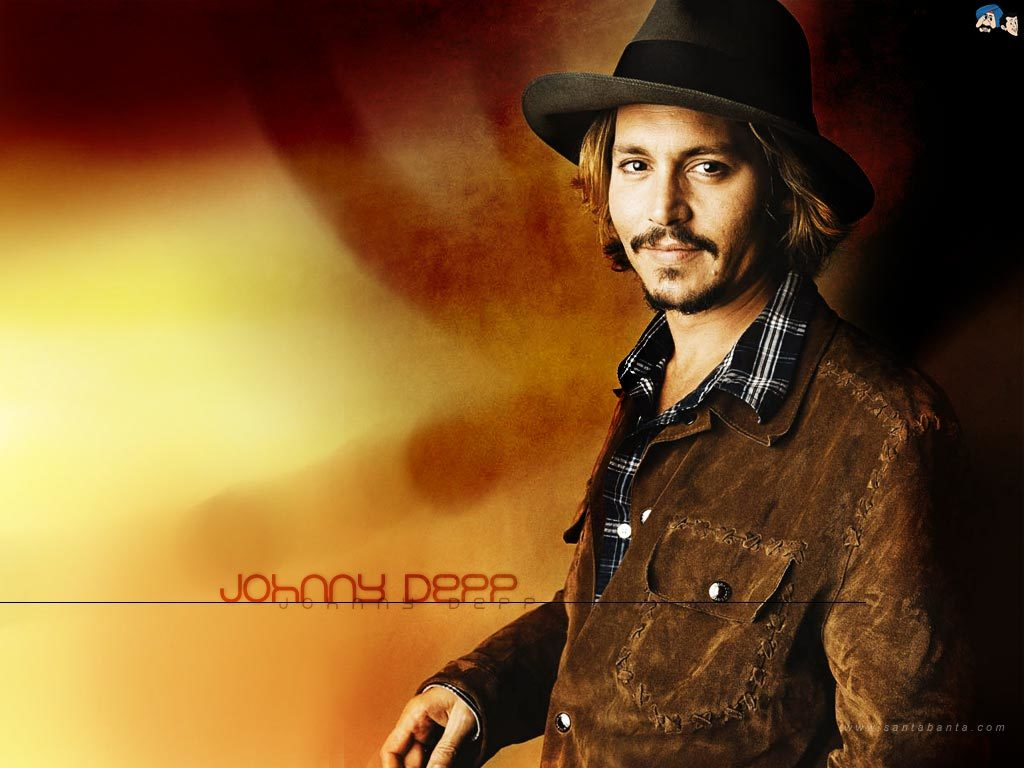 hats Celebrity Men johnny HD Wallpaper