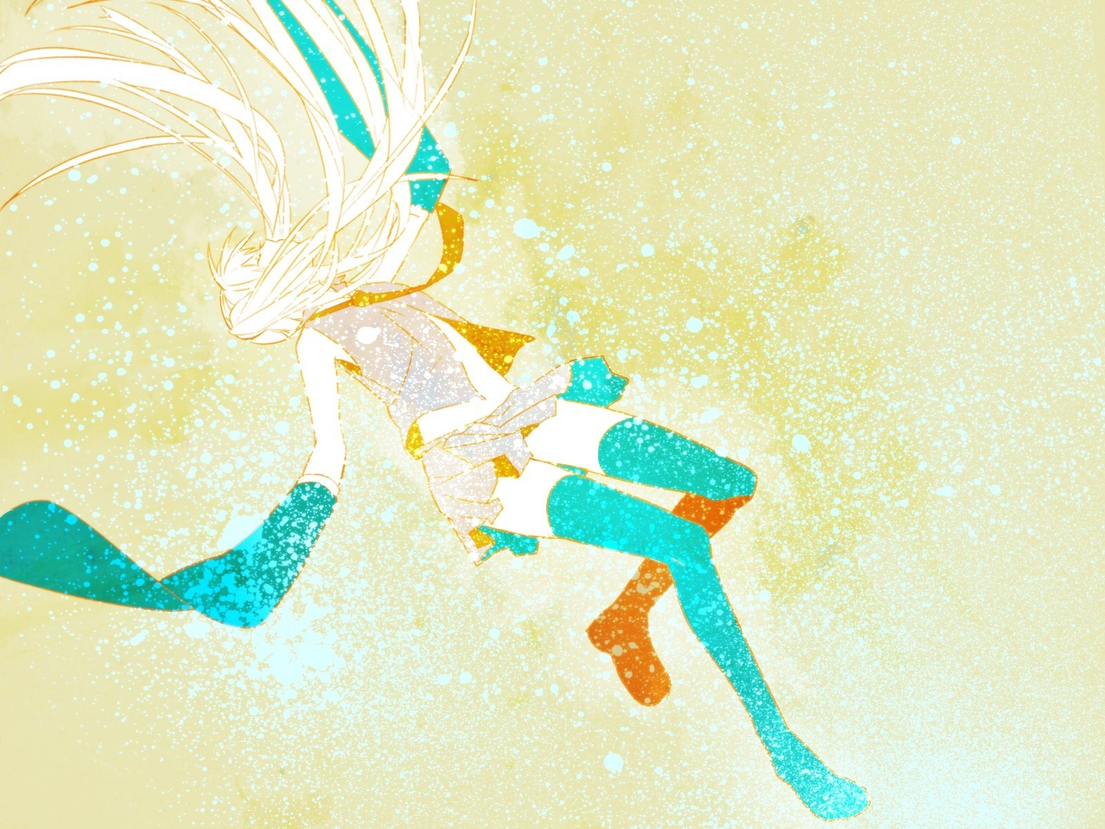 hatsune miku vocaloid HD Wallpaper