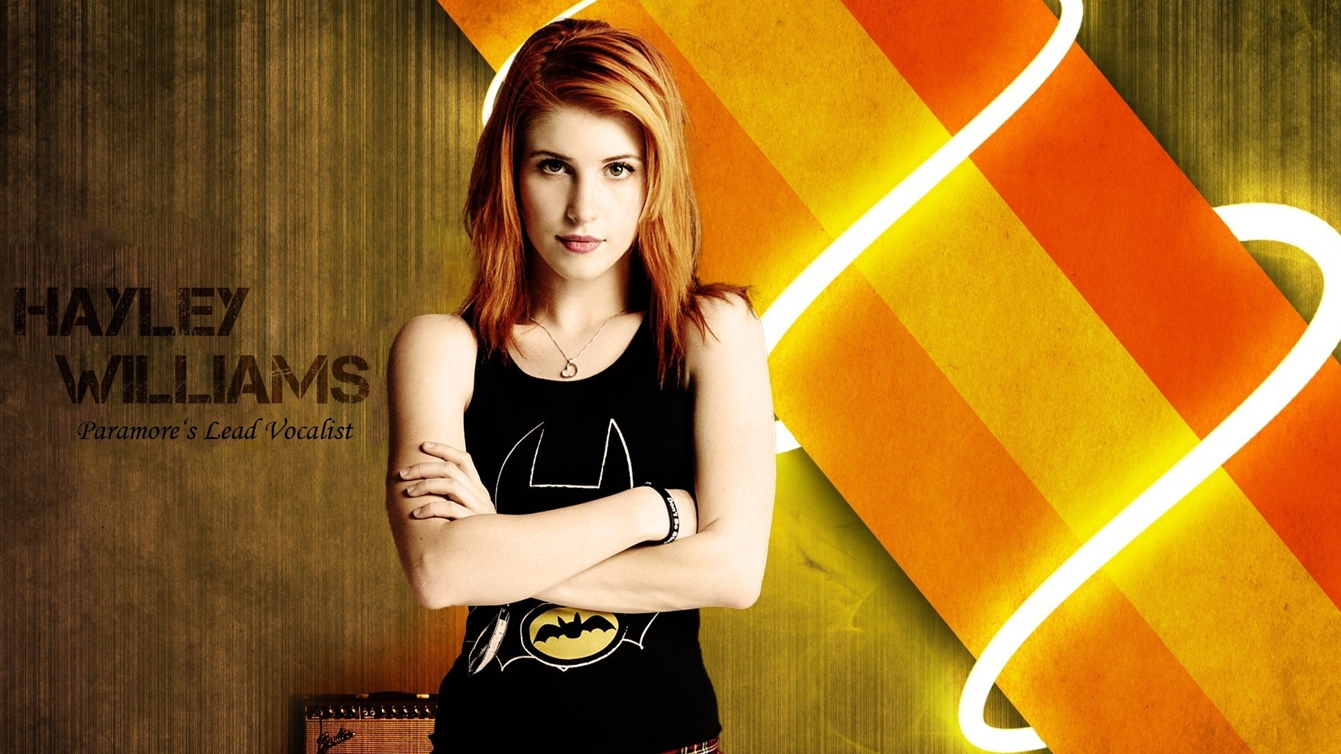 hayley williams woman Batman HD Wallpaper