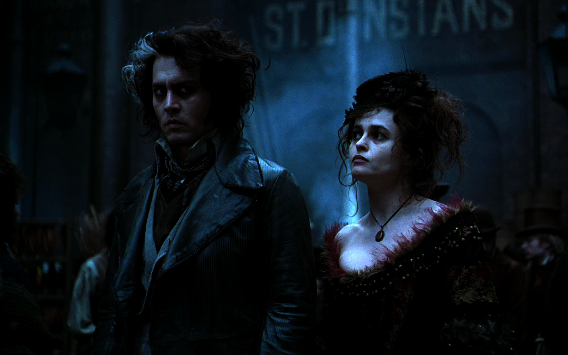 Helena bonham carter johnny