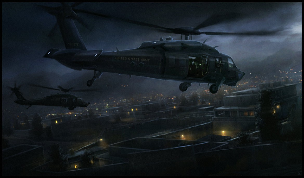 Helicopters blackhawk vehicles black