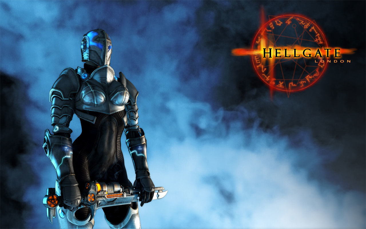 Hellgate London video Games HD Wallpaper
