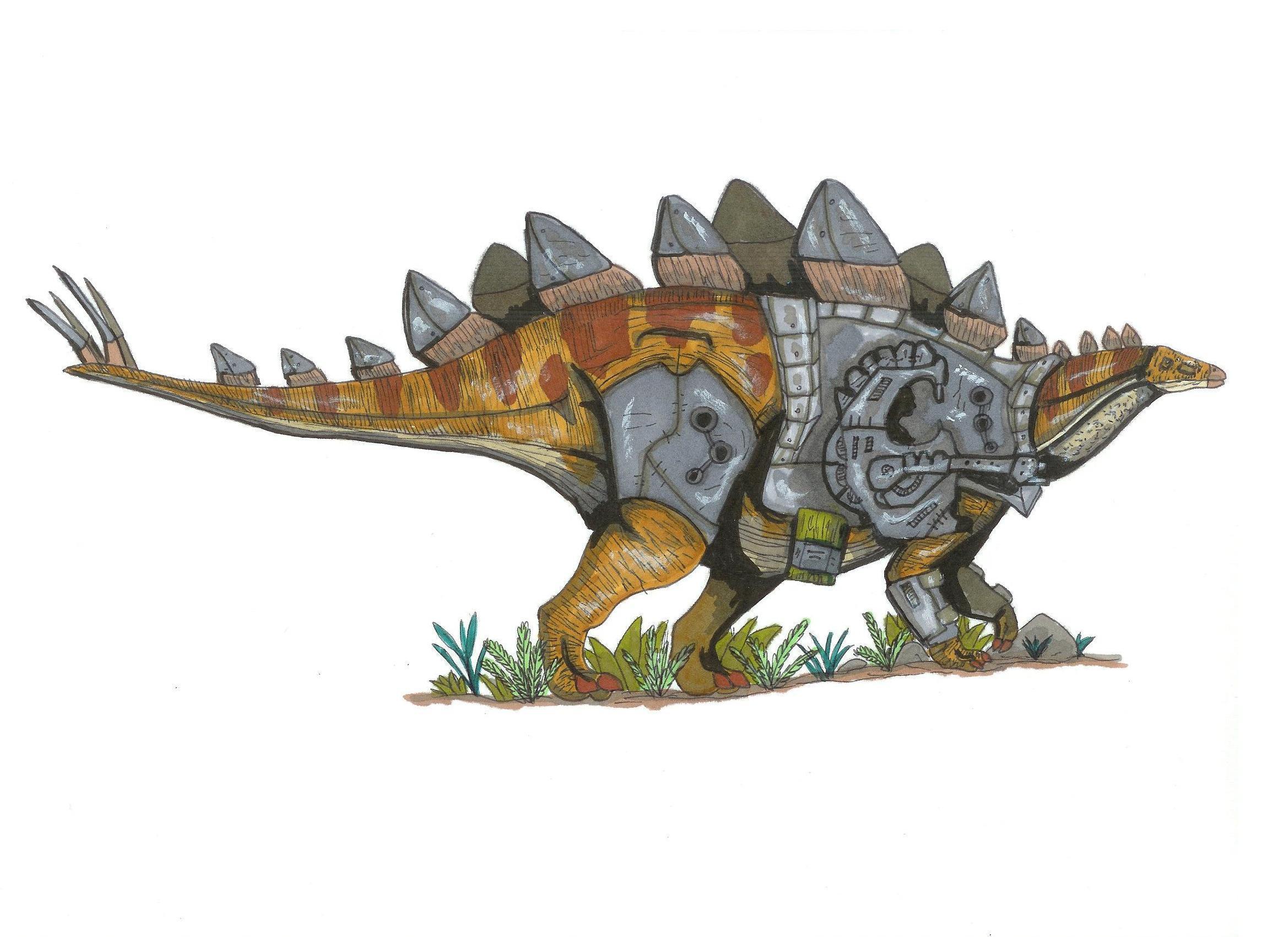 Who Will Win - Stegosaurus vs. Triceratops? - Bodybuilding.com Forums