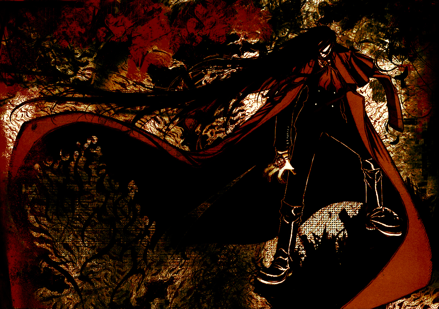 hellsing wallpaper 11 1440x900