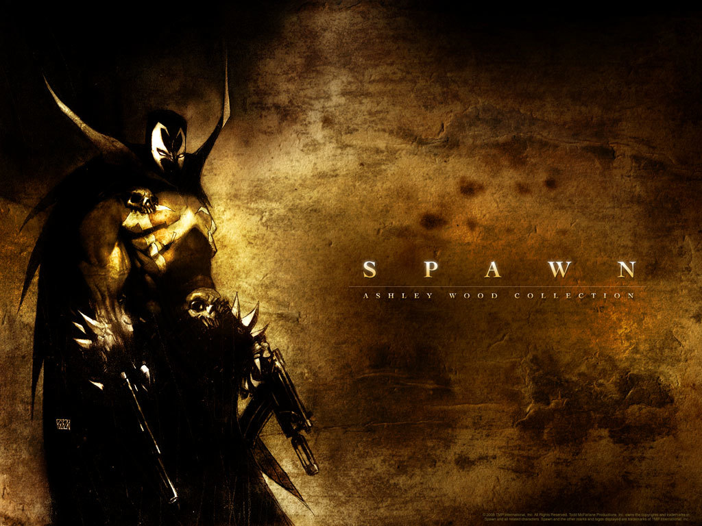 Hellspawn Todd McFarlane HD Wallpaper