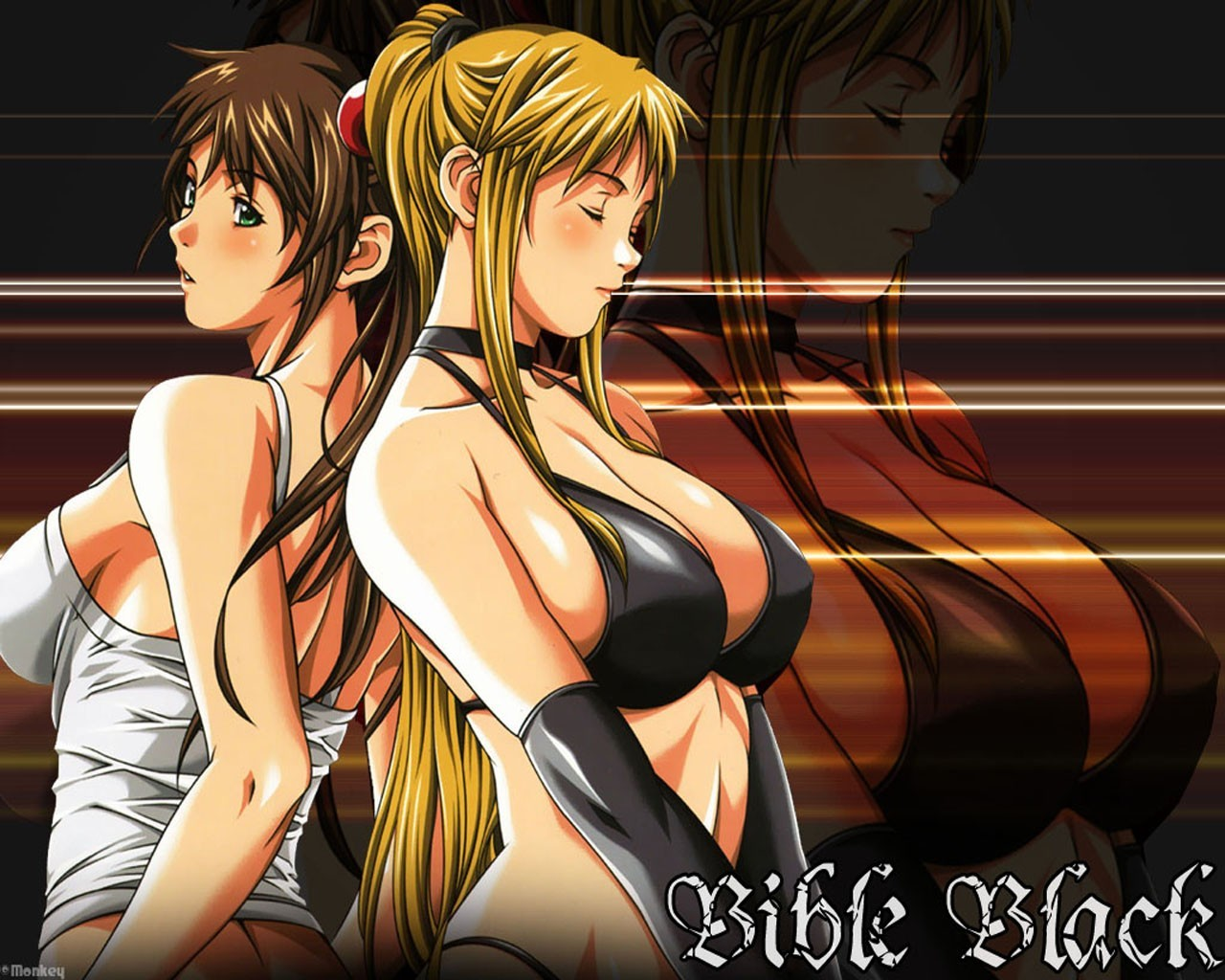 hentai Bible Black Kurumi HD Wallpaper