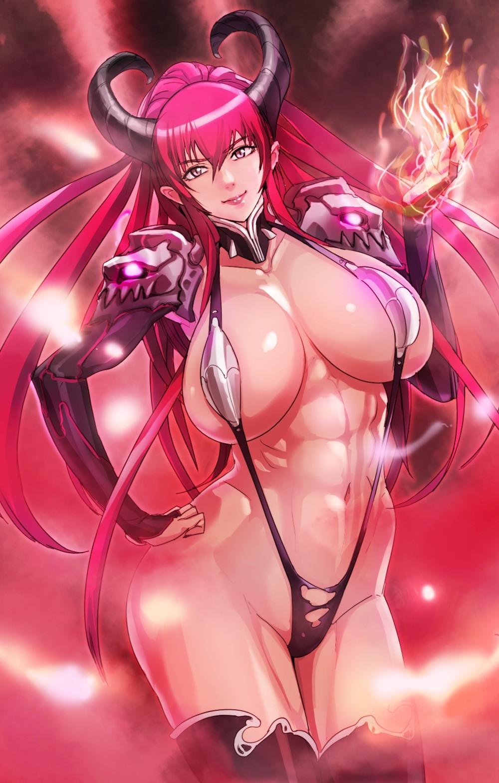 Demon girl hentai