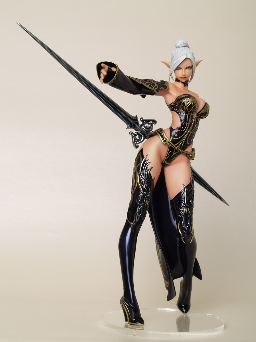 hentai lineage 2 figurines HD Wallpaper