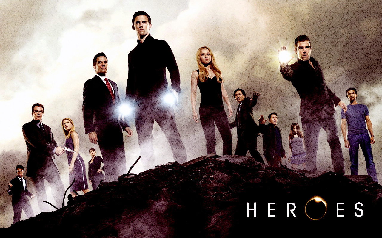 Heroes (TV Series) Ali HD Wallpaper