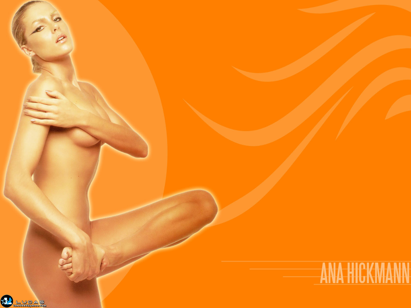 hickmann ana HD Wallpaper