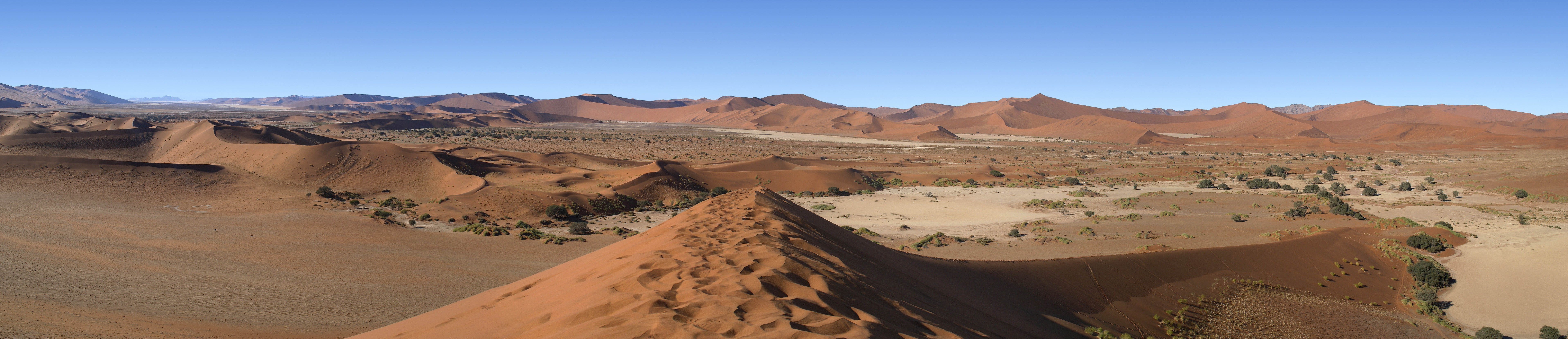 high sossusvlei south view HD Wallpaper