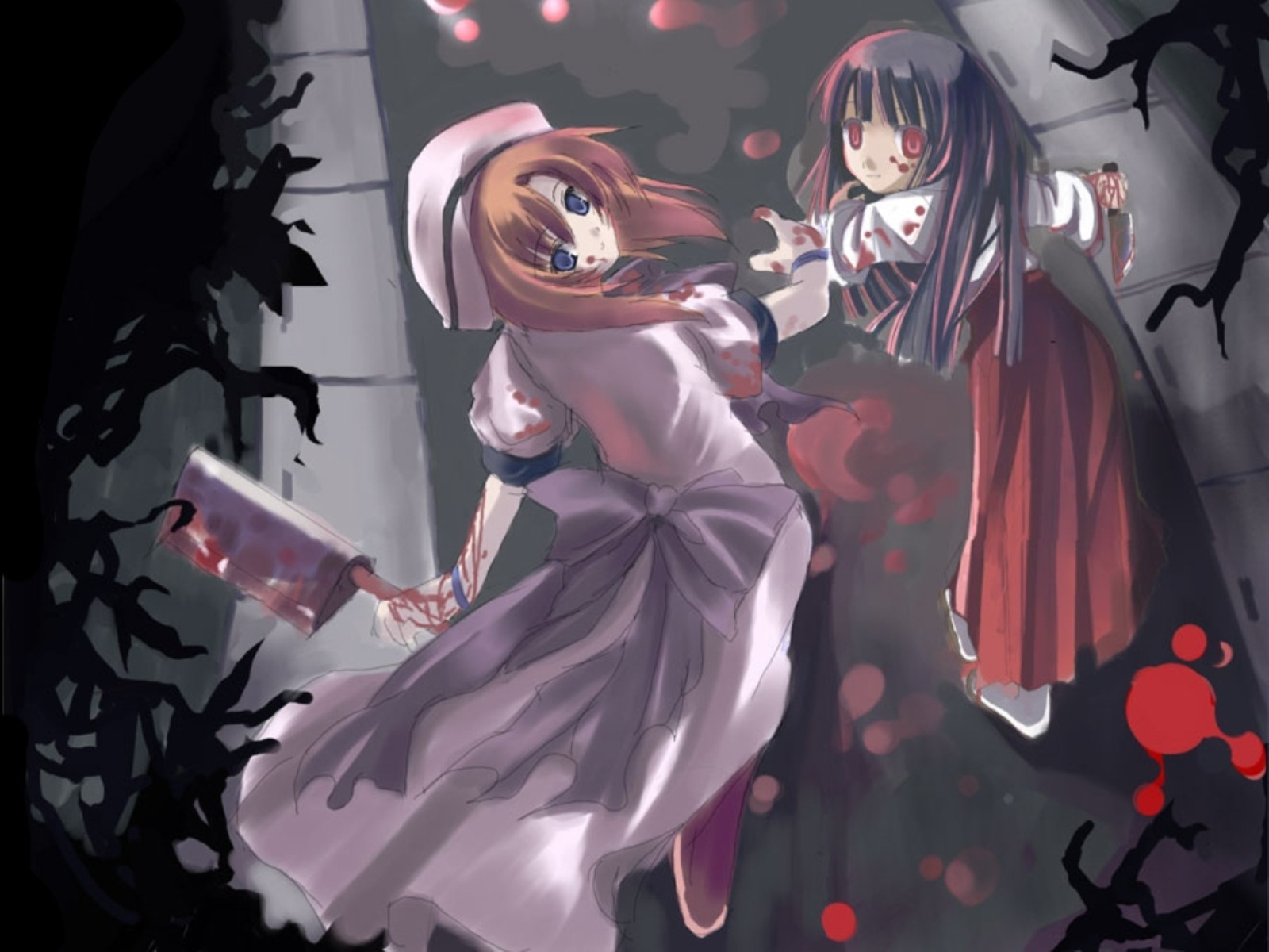 higurashi no naku koro HD Wallpaper