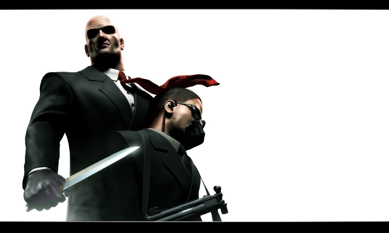 hitman Agent HD Wallpaper