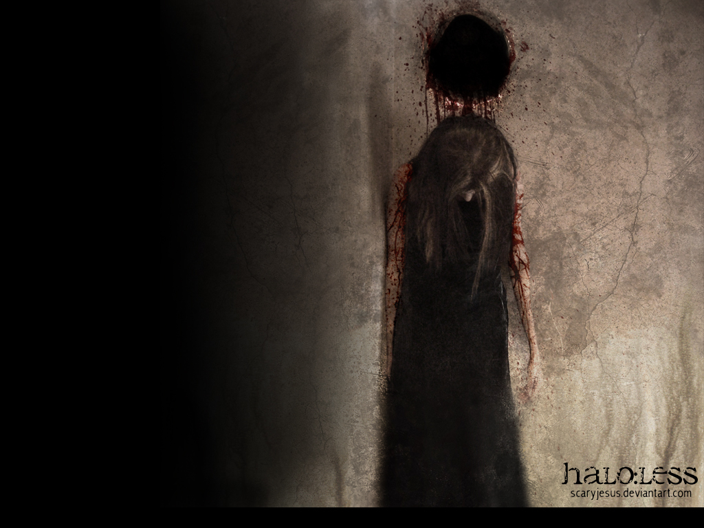 horror creepy HD Wallpaper