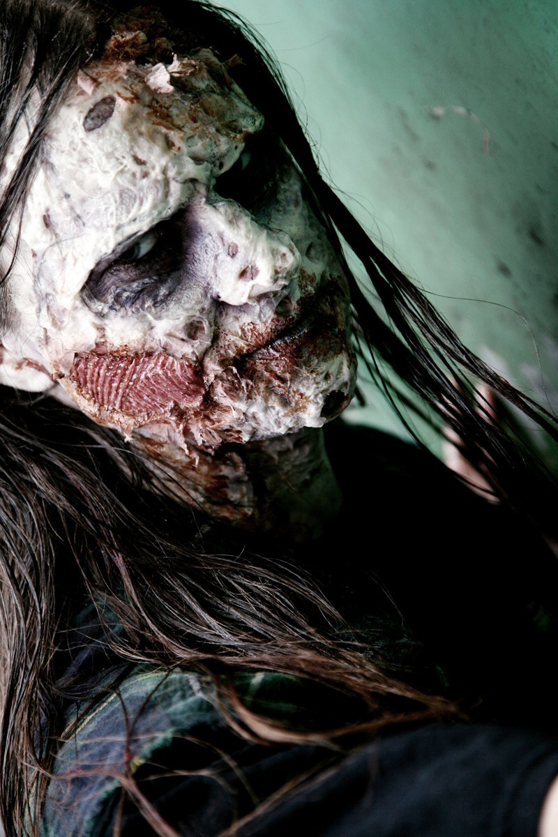 horror zombies HD Wallpaper