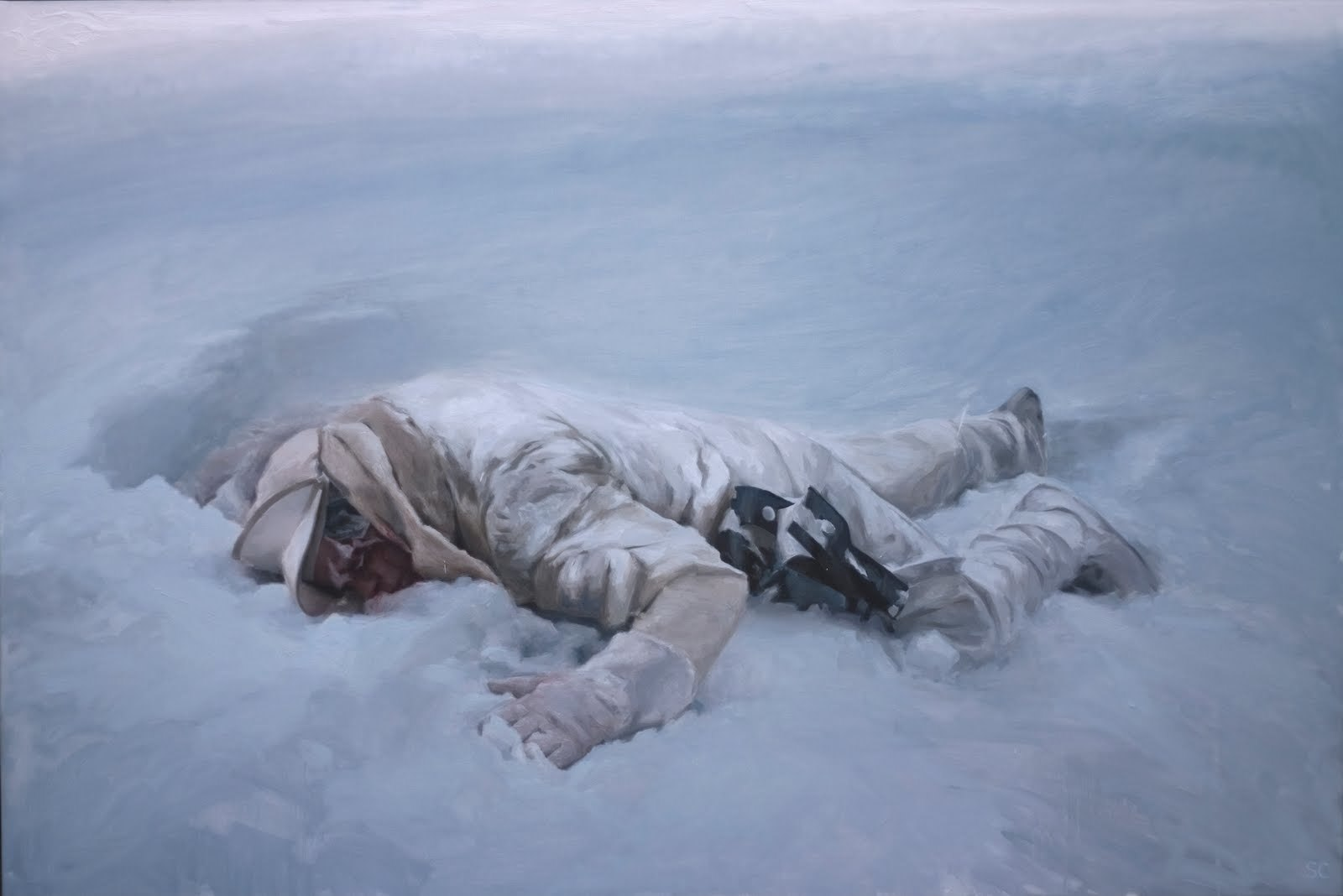Hoth artwork Star Wars: HD Wallpaper