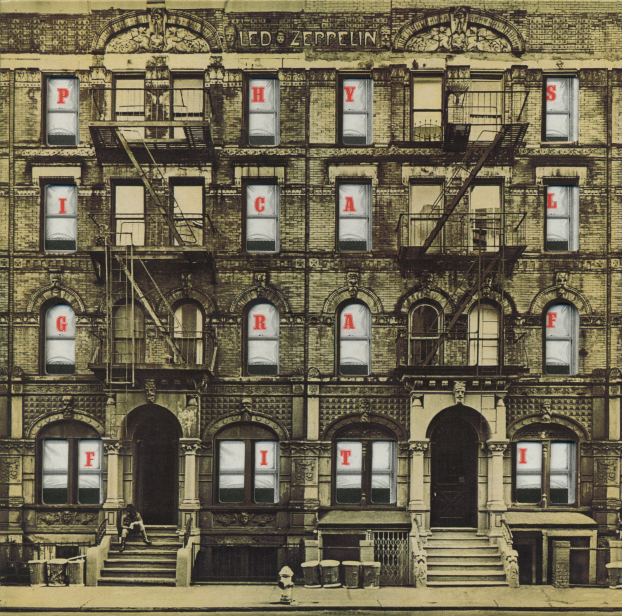 houses classic led Zeppelin