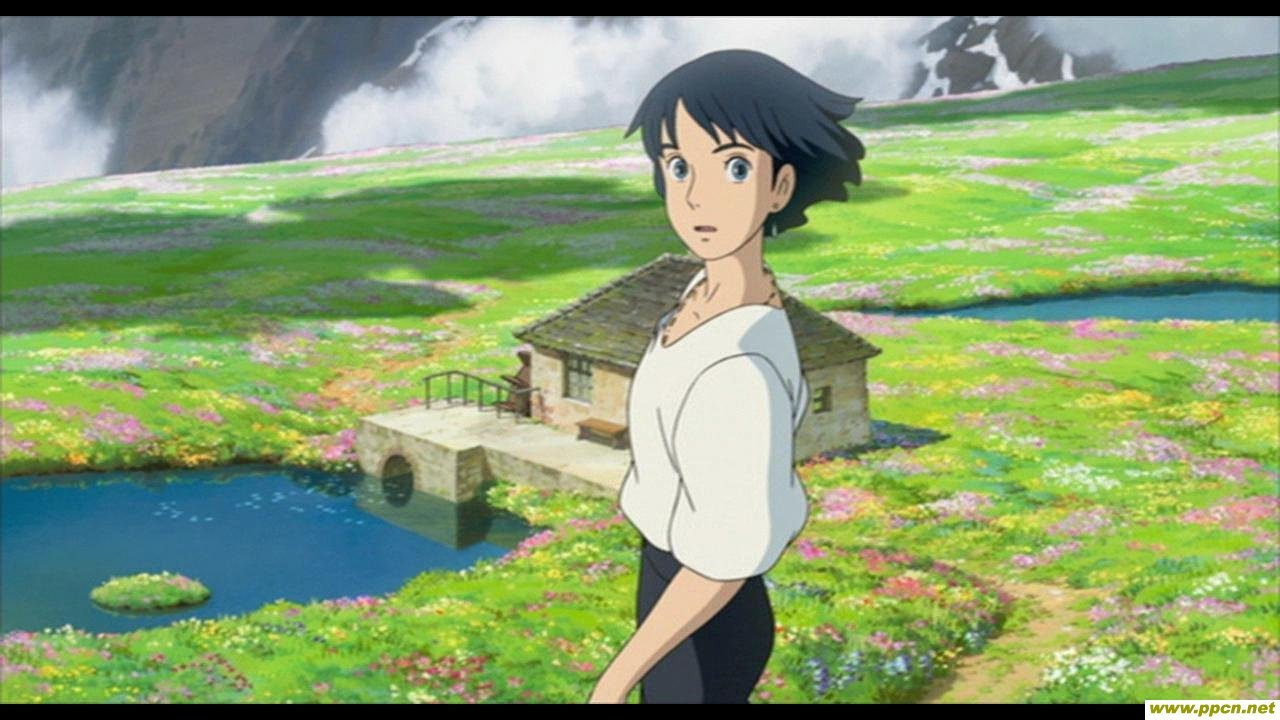 Howl moving castle ghibli HD Wallpaper
