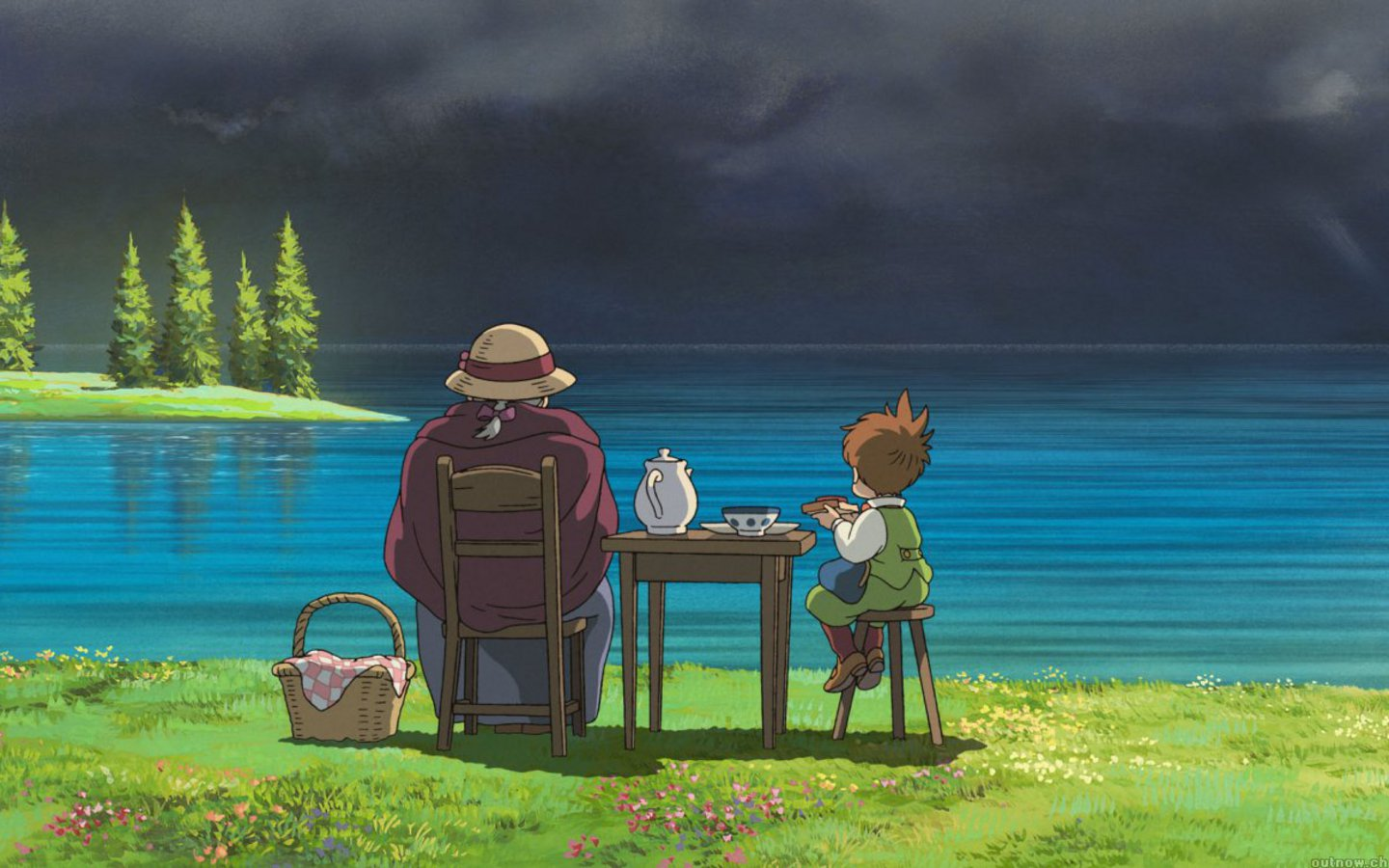 Howl's Moving Castle hayao HD Wallpaper