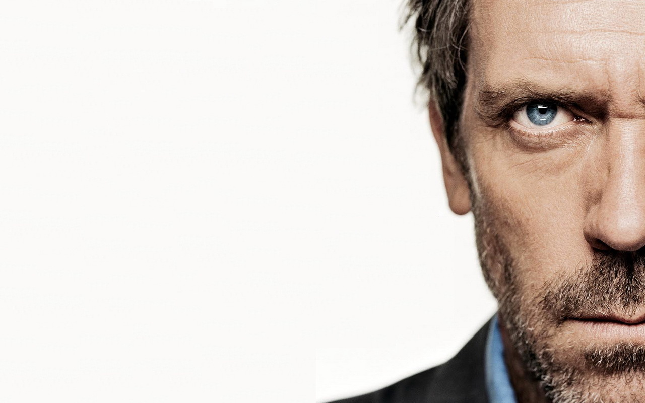 Hugh Laurie gregory house HD Wallpaper