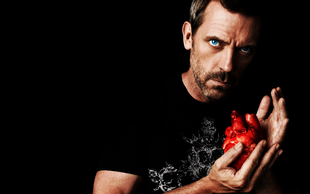Hugh Laurie Hearts gregory