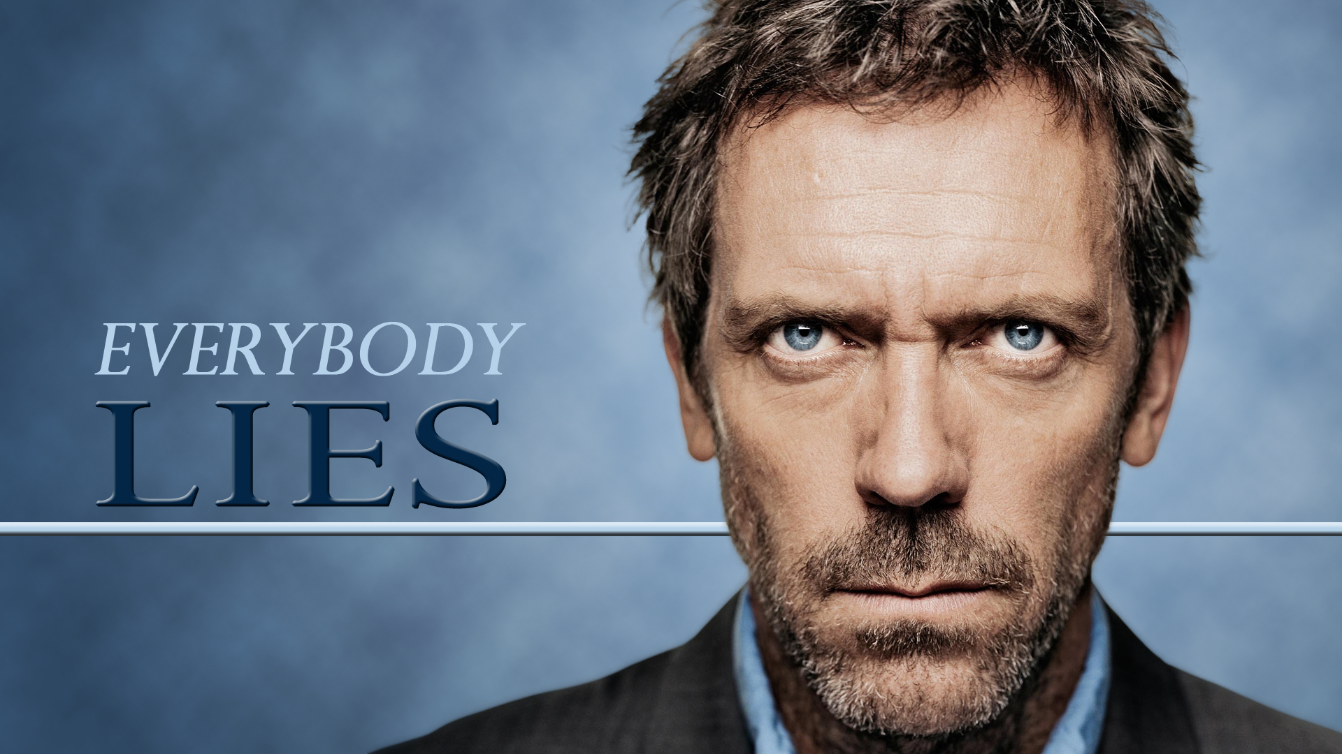 Hugh laurie House Celebrity HD Wallpaper