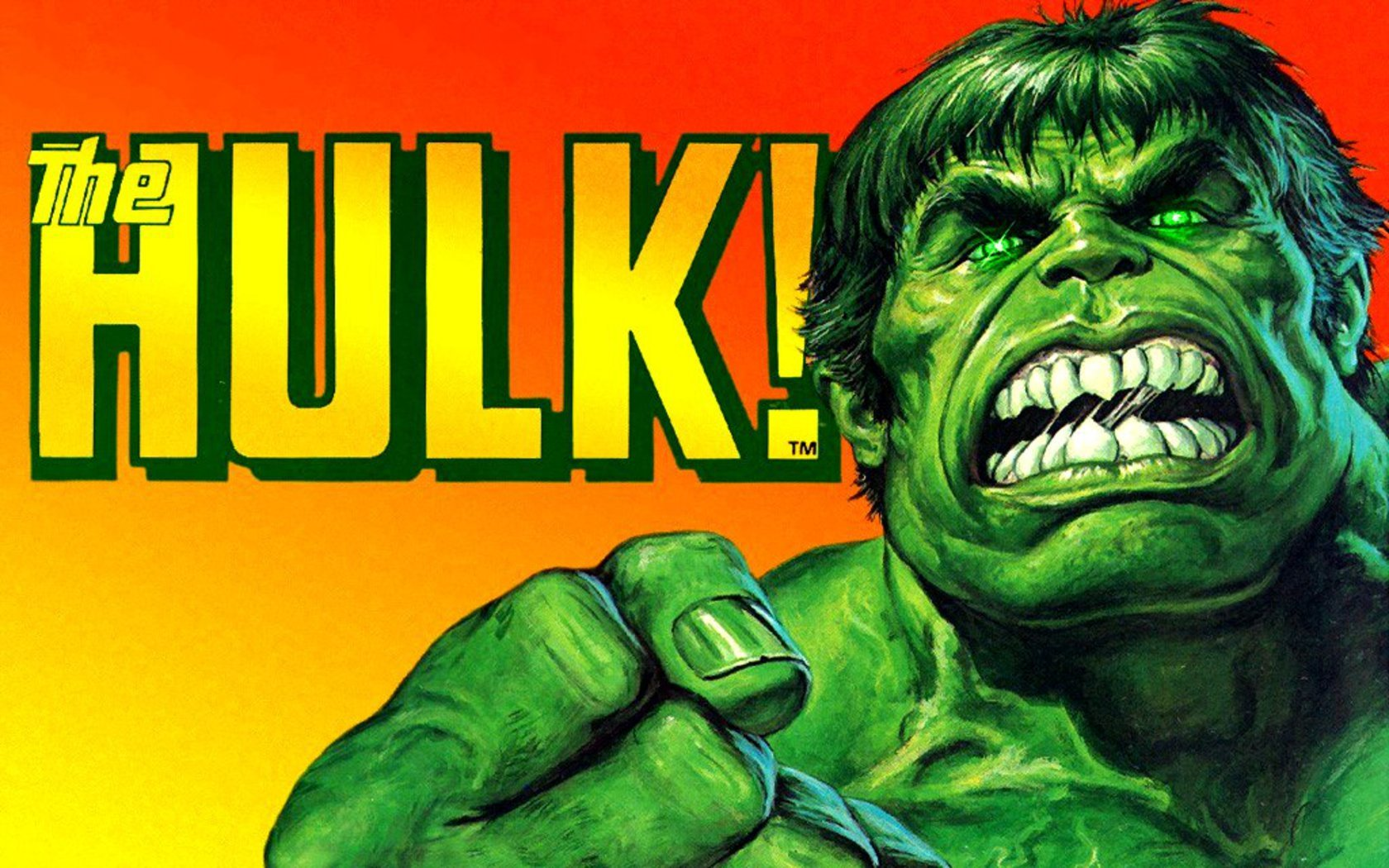 Hulk comic Character cartoon HD Wallpaper