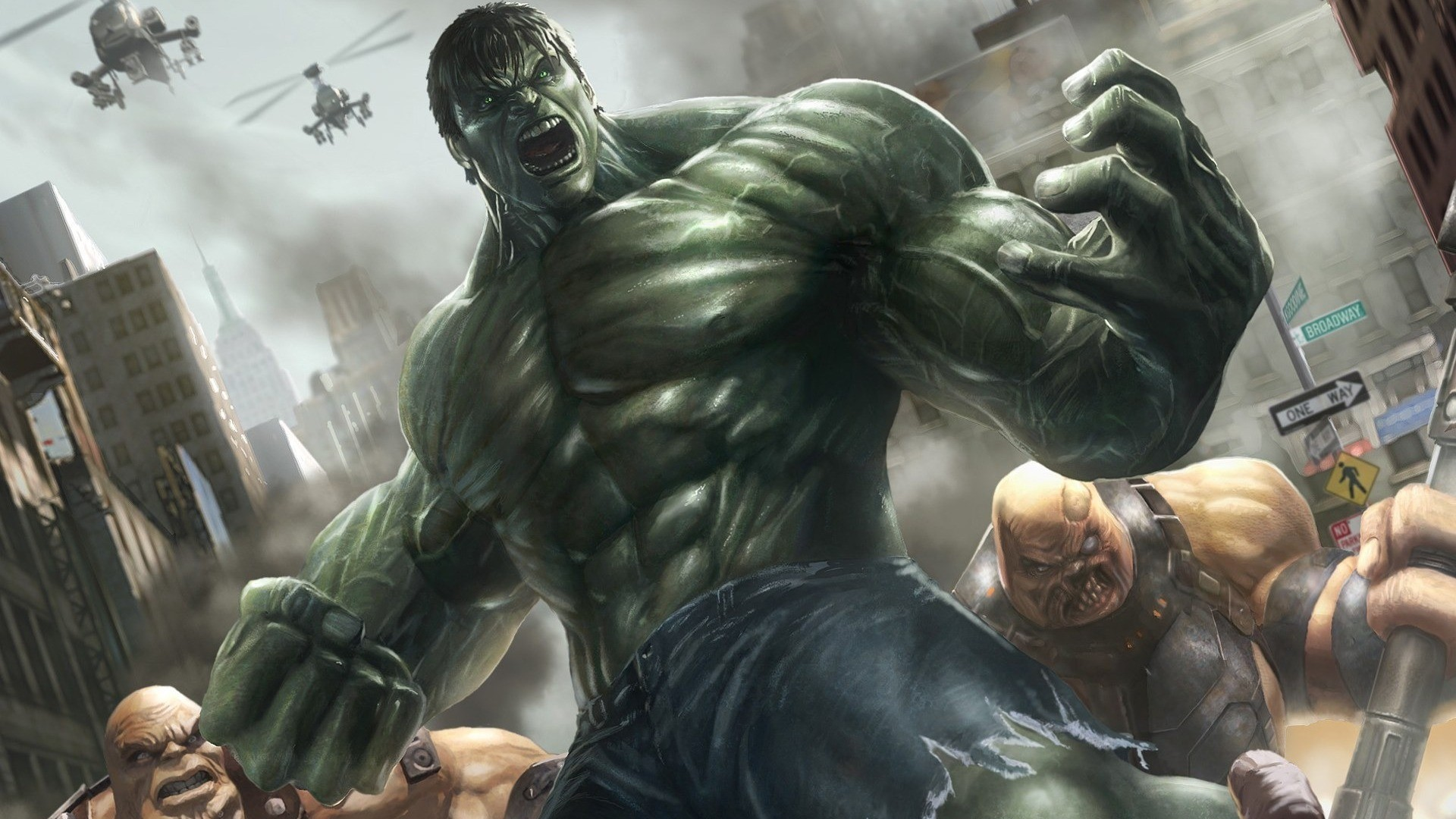 Hulk (comic character) marvel HD Wallpaper