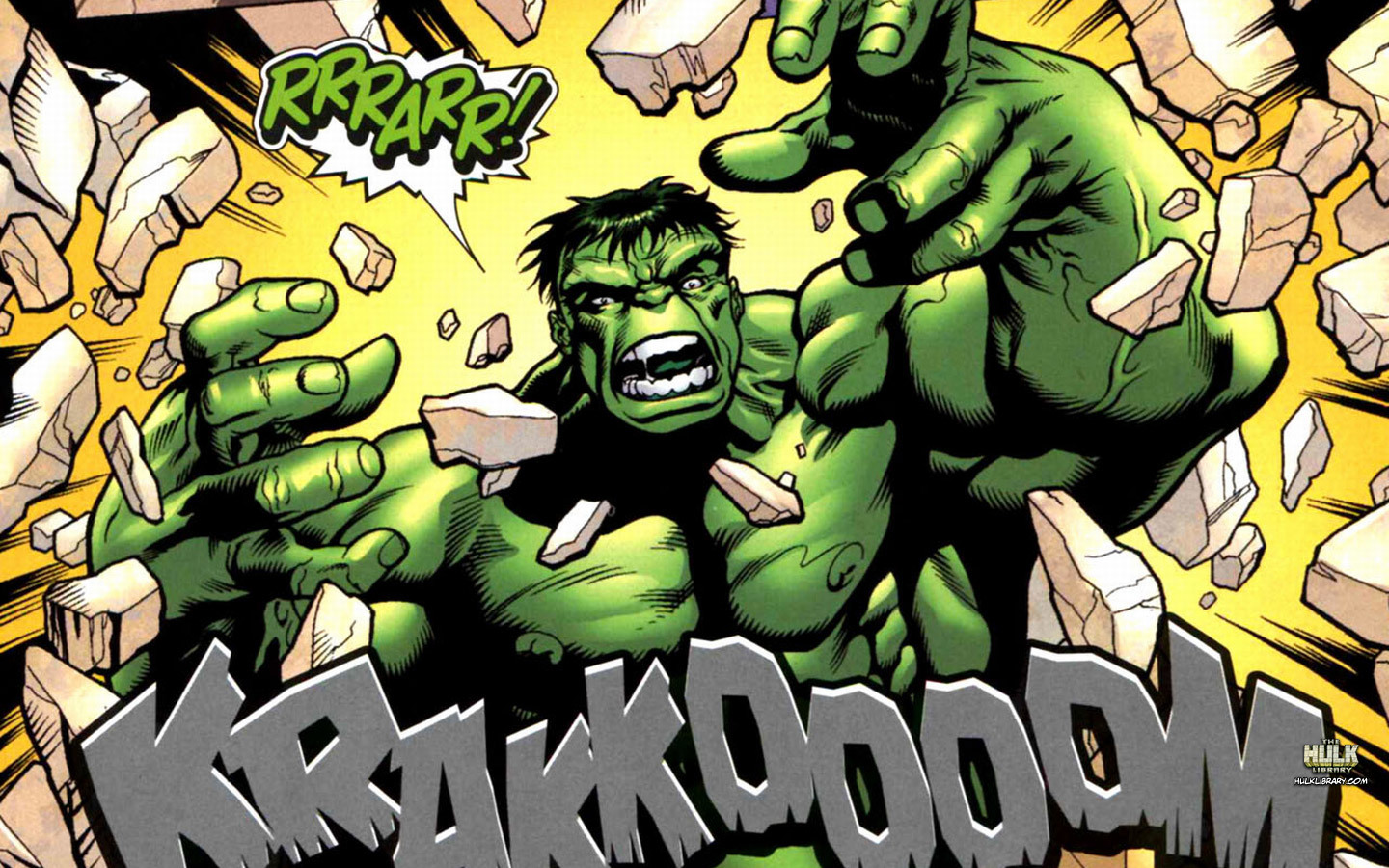 Hulk comic Character marvel HD Wallpaper