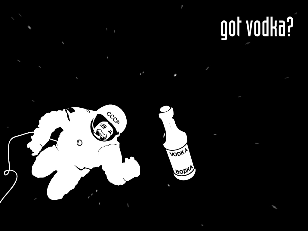 humor vodka Got by HD Wallpaper