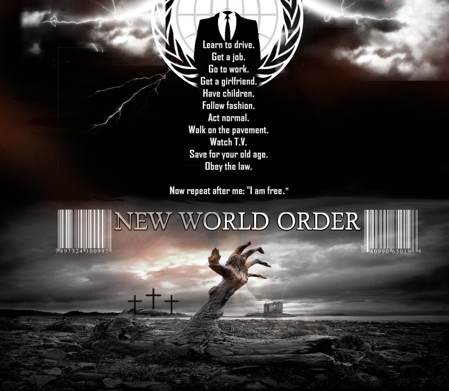 Illuminati nwo New World HD Wallpaper