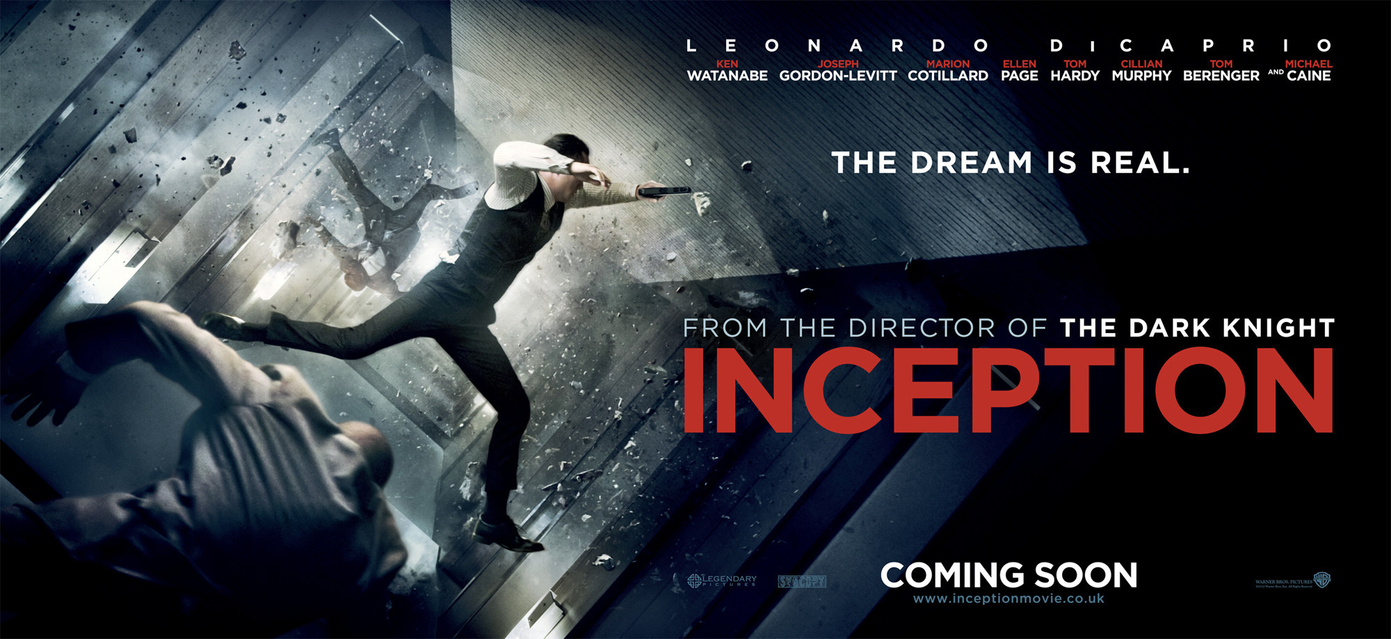 inception joseph gordon levitt HD Wallpaper