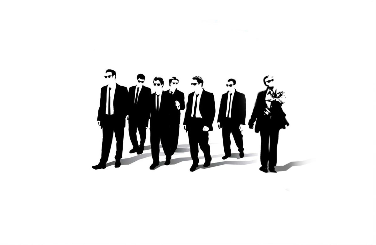 inception Reservoir Dogs quentin HD Wallpaper