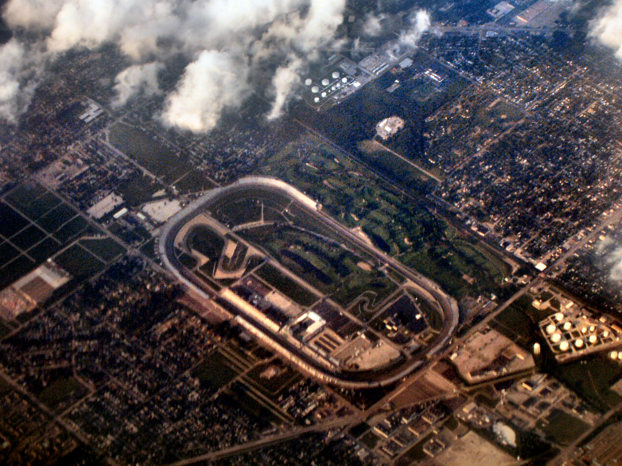 Indianapolis Motor Speedway HD Wallpaper